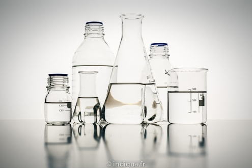 Analyse de l'eau - contrôle de la potabilité